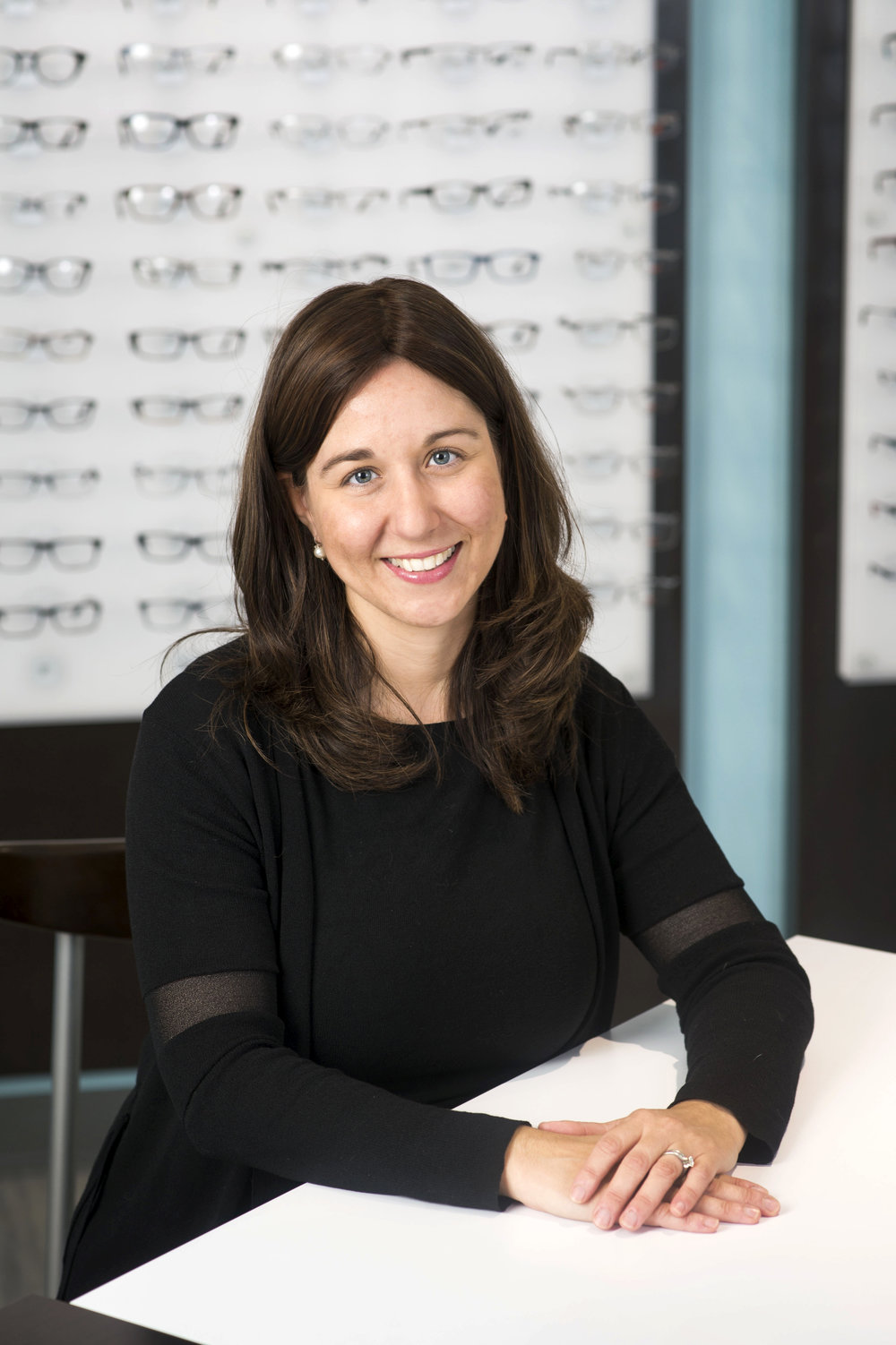 """Best Eye Doctor"" in DC - Dr. Hannah Yecheskel"