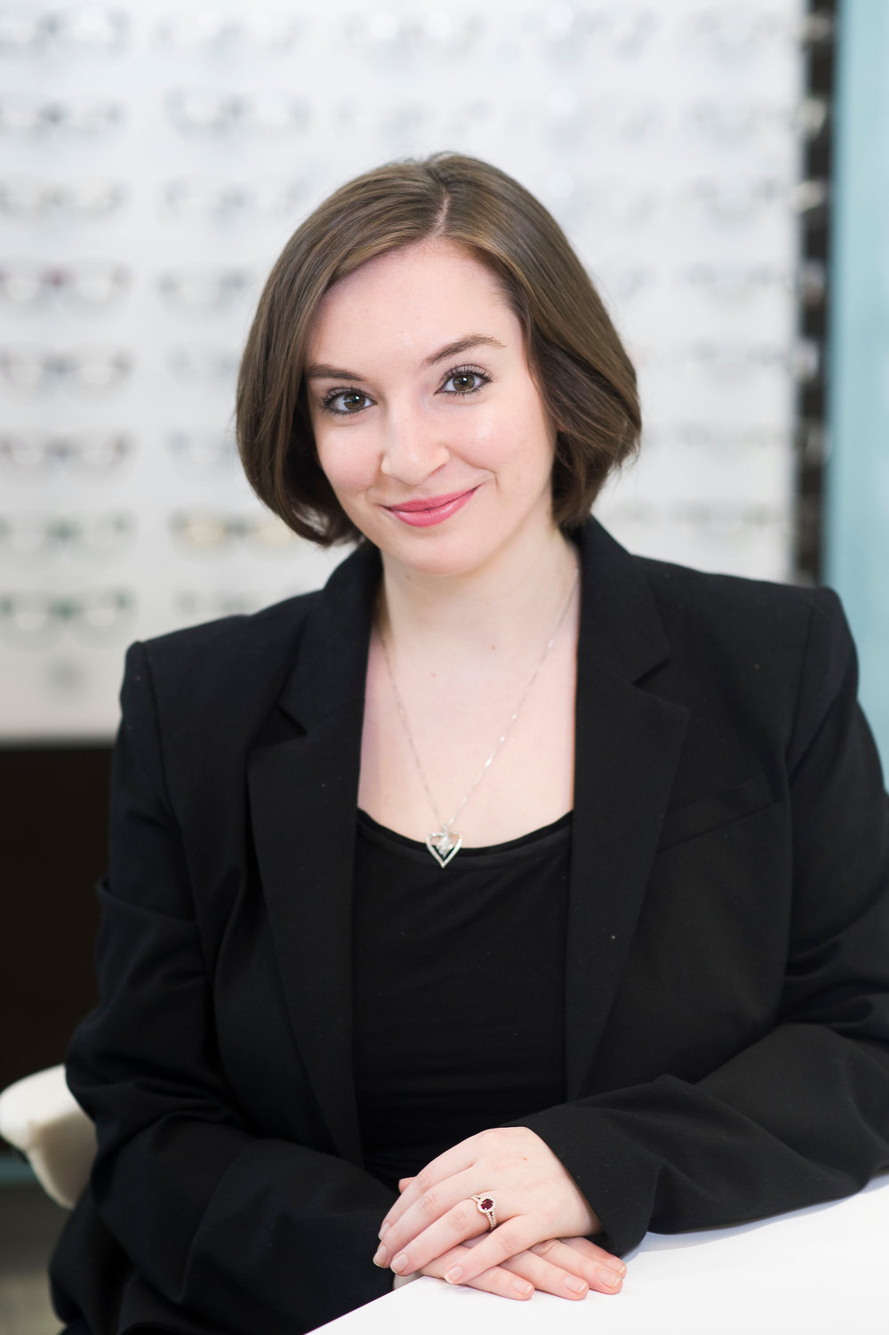 All Eyes On Rockville Optician Josie Cohen