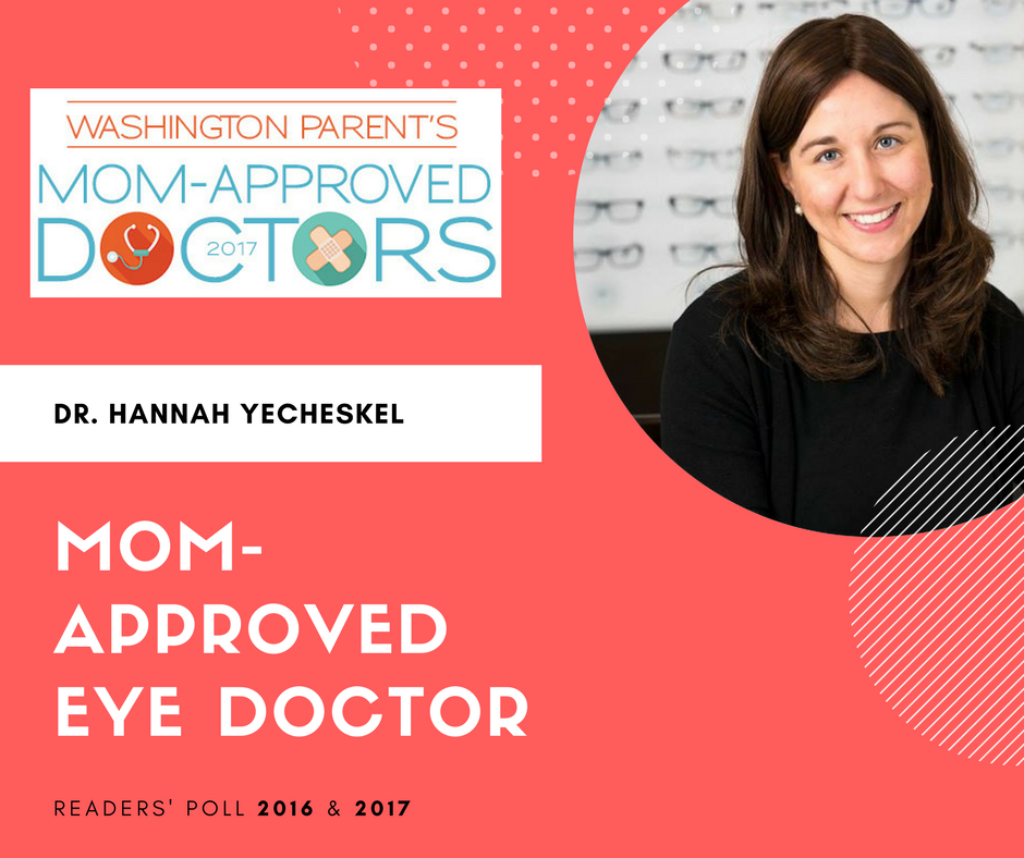 Mom-Approved Eye Doctor in DC
