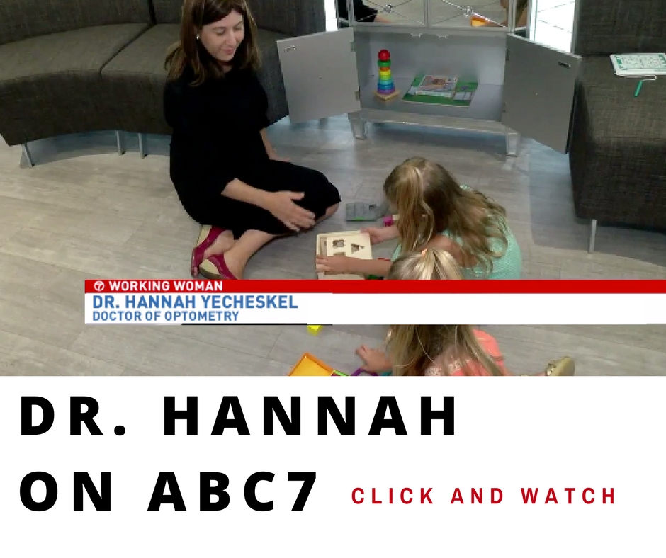 Dr. Hannah Yecheskel on TV