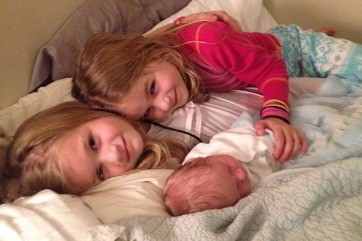 Dr. Hannah Yecheskel's kids.