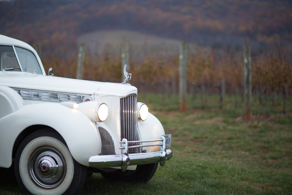 1940 Senior Packard Limousine — Albemarle Limousine