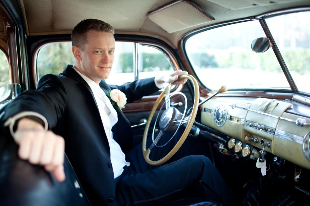 Charlottesville Wedding Transportation