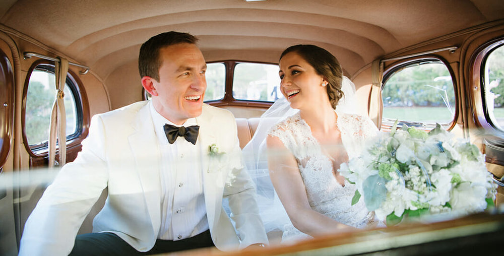 Best of Cville Wedding Transportation