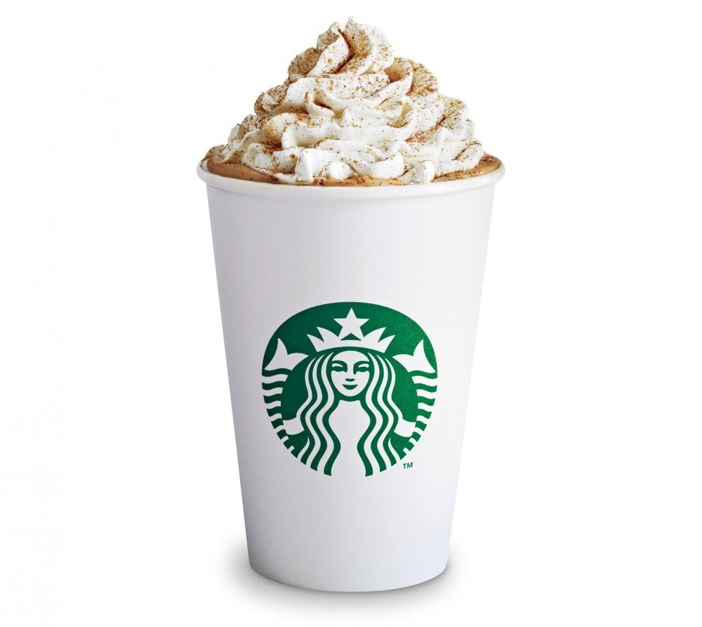A delicious latte is how we would like to say thank you for voting!