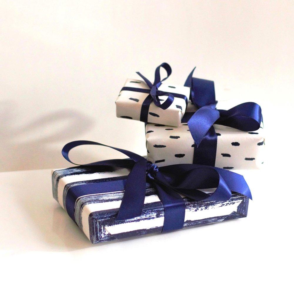 Gift Wrap Option -