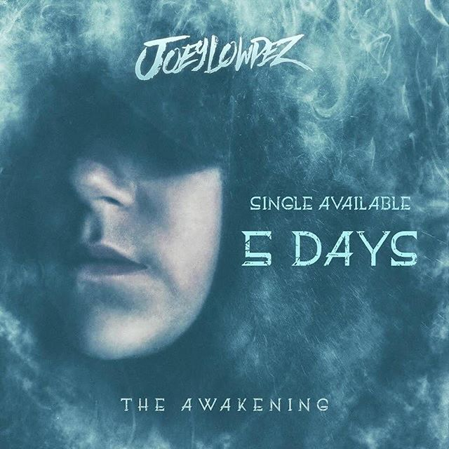 "@joeylowpez ""The Awakening"" out soon! Mixed / Recorded by @cliftonmiles & @damianrefuge"