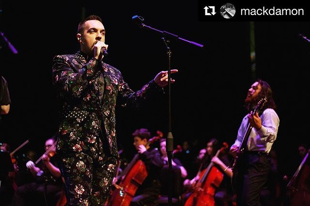 Our clients do incredible things 😍  #Repost @mackdamon with @get_repost ・・・ There's nothing like seeing some of your favorite artists backed by a full orchestra in one of the nations top symphony halls.  Tonight's concert at the Tobin Center with YOSA was simply amazing.  Four of my artist development clients were fortunate enough to be in the lineup, and I couldn't be more proud of their performances, they all brought the house down.  Special thanks to @recreatingeden for backing up last minute addition of @audreygaytan , @vanessalynnbird , @ponciano_seoane and director Troy Peters for arranging one hell of a show.  Swipe to see all the photos!  #symphony #orchestra #YOSA #tobincenter #vanessalynnbird #recreatingeden #poncianoseoane #audreygaytan #studiolife #strings #brass #woodwinds #livemusic #thriller #recordproducer