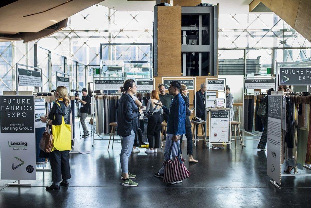 Innovation Forum, Photo Credit:Global Fashion Agenda / Copenhagen Fashion Summit