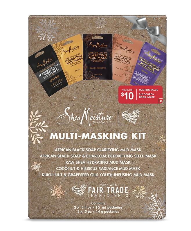image 4-Shea Moisture Skincare Multi-Masking Holiday Kit $10.00.png