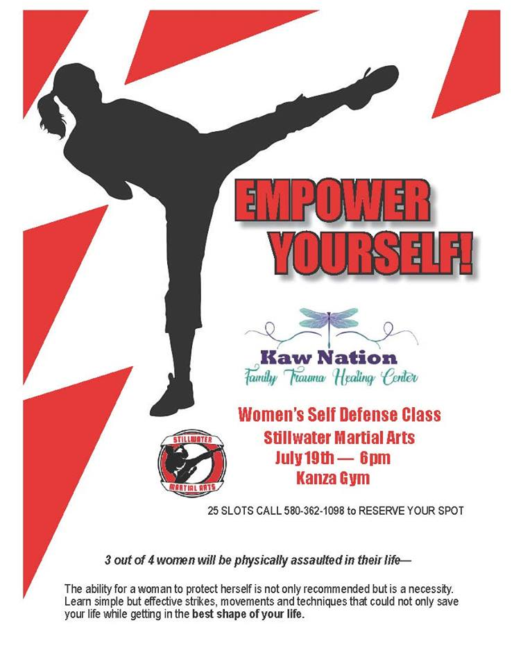 Kaw Nation Womens Self Defense Class.jpg