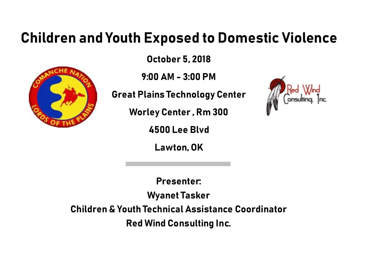 Events Native Alliance Against Violence