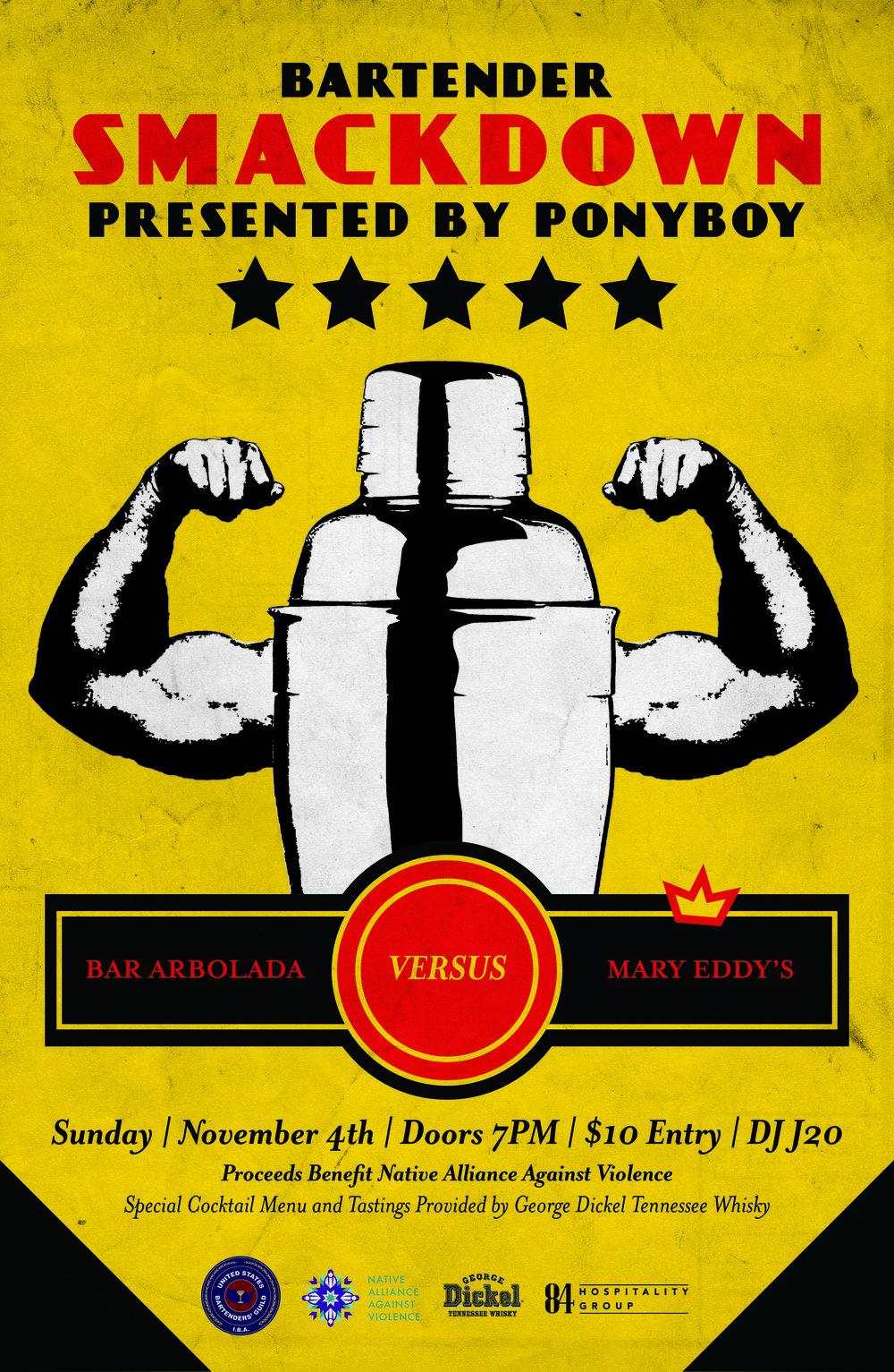 Ponyboy Smackdown Poster-05.jpg