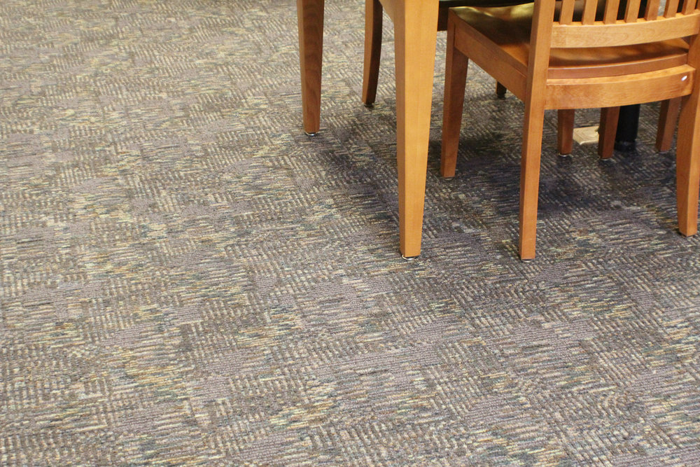 Sargent Memorial Library Boxoborough x Atkinson Carpet & Flooring