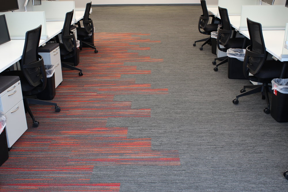 DCU x Atkinson Carpet & Flooring