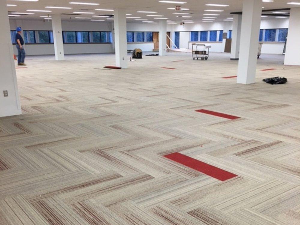 TJX Companies x Atkinson Carpet & Flooring