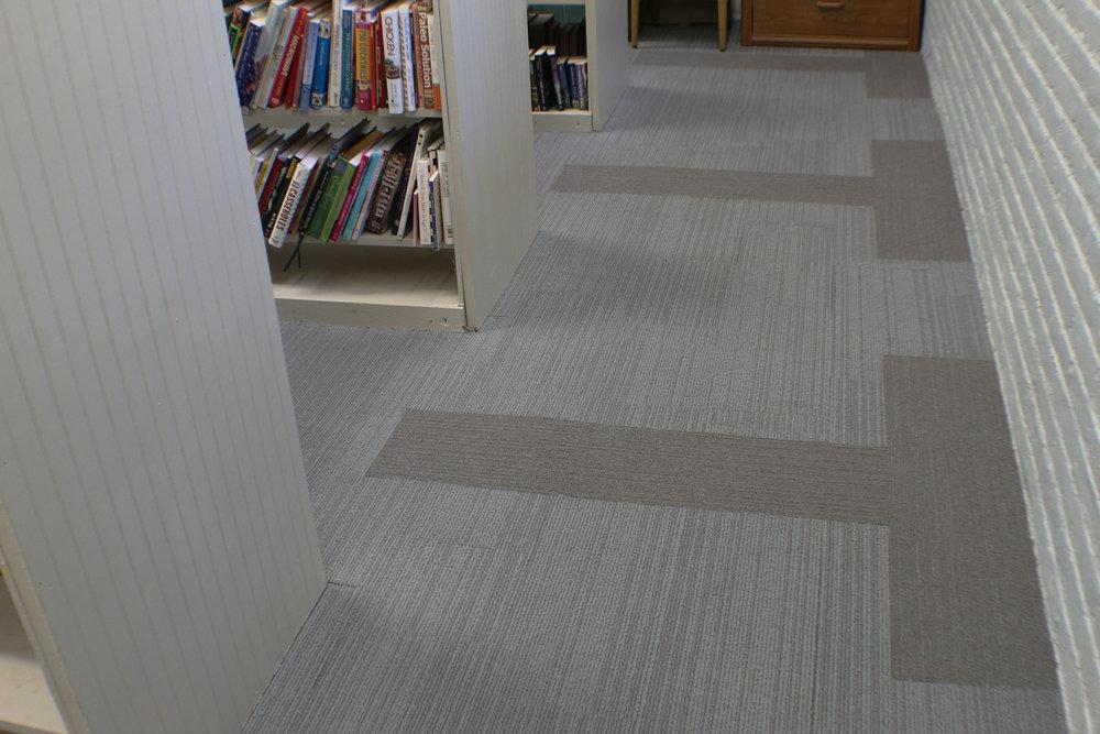 Dedham Public Library x Atkinson Carpet & Flooring