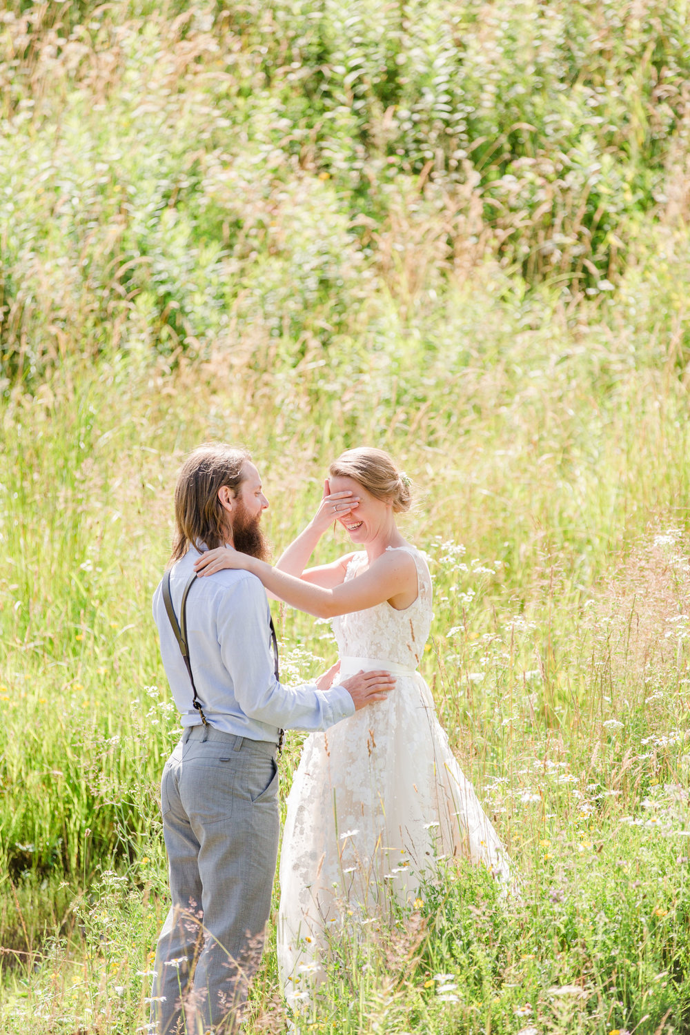 wv snowshoe wedding first look summer hiking-2.jpg