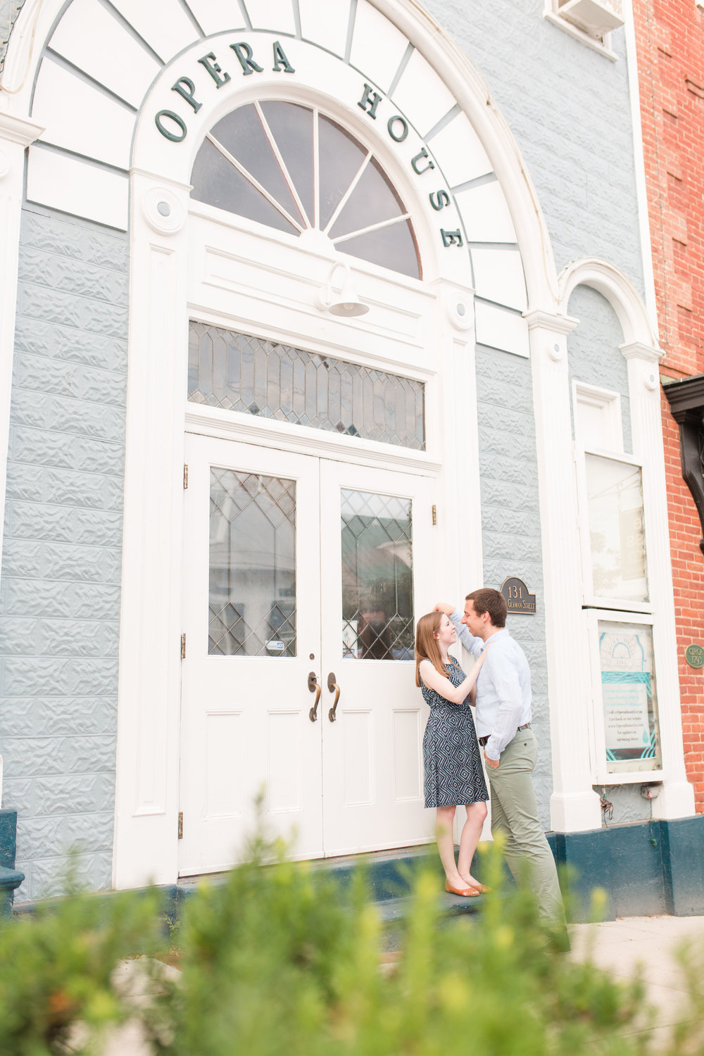 shepherdstown, wv, engagement pictures
