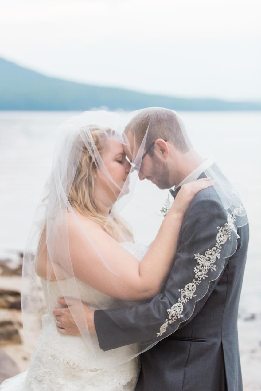 deep creek lake couple