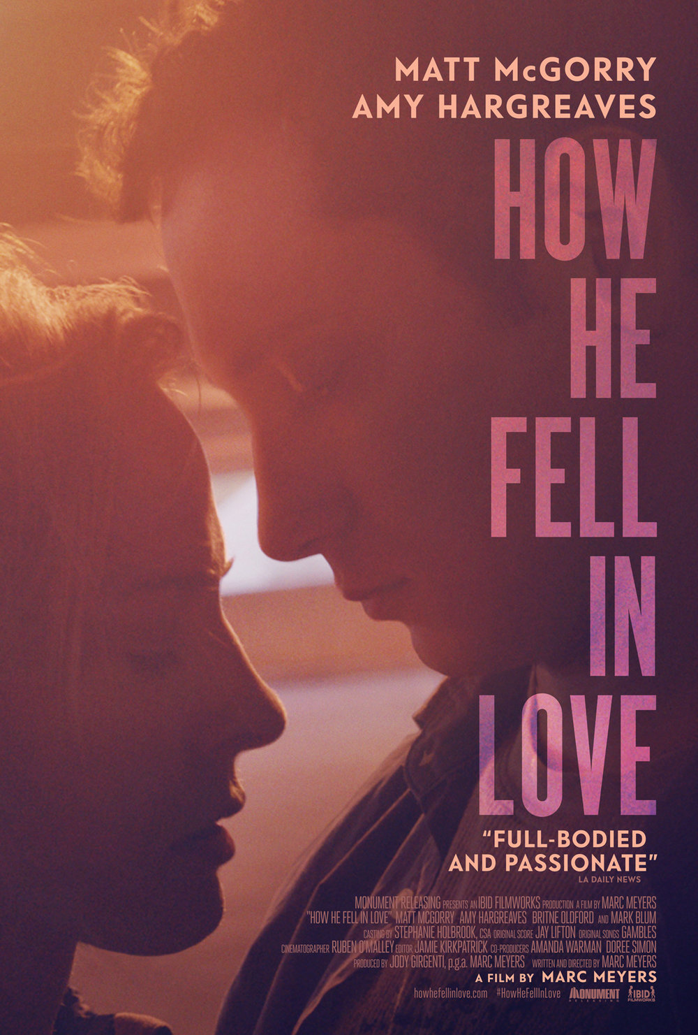 How He Fell in Love