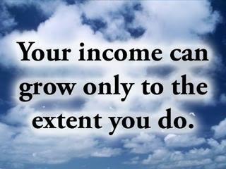 Income Quote