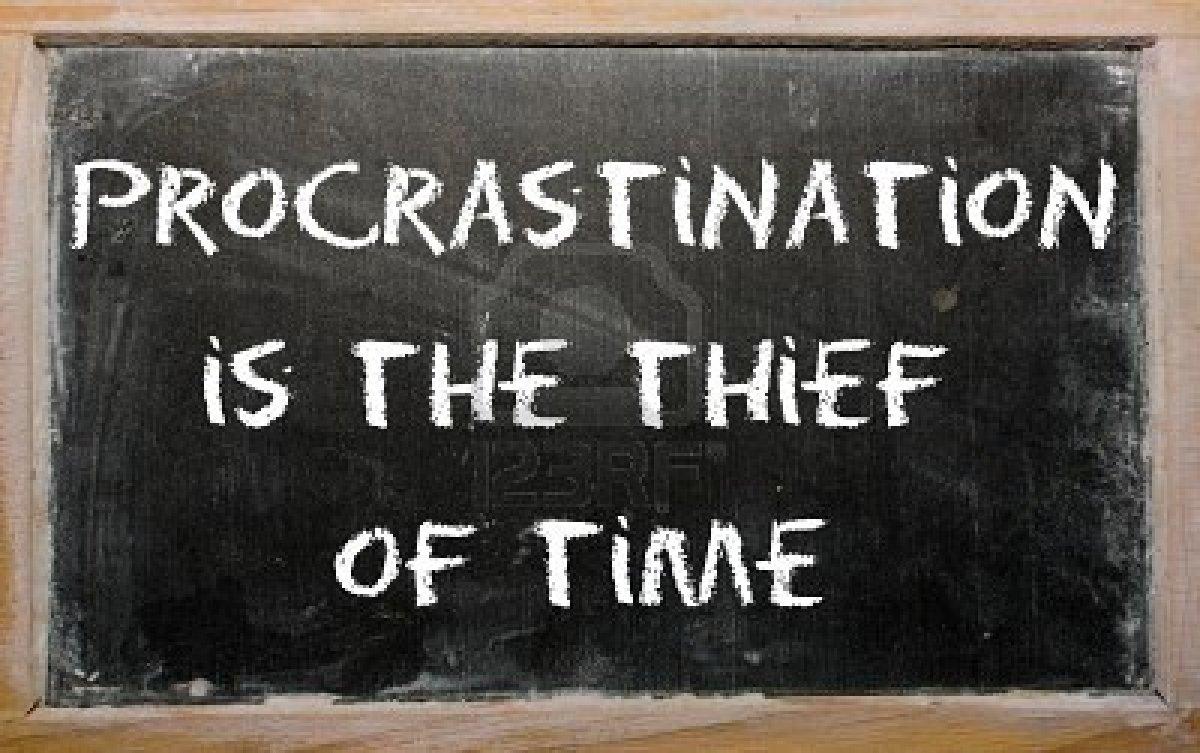 Procrastination pic 1