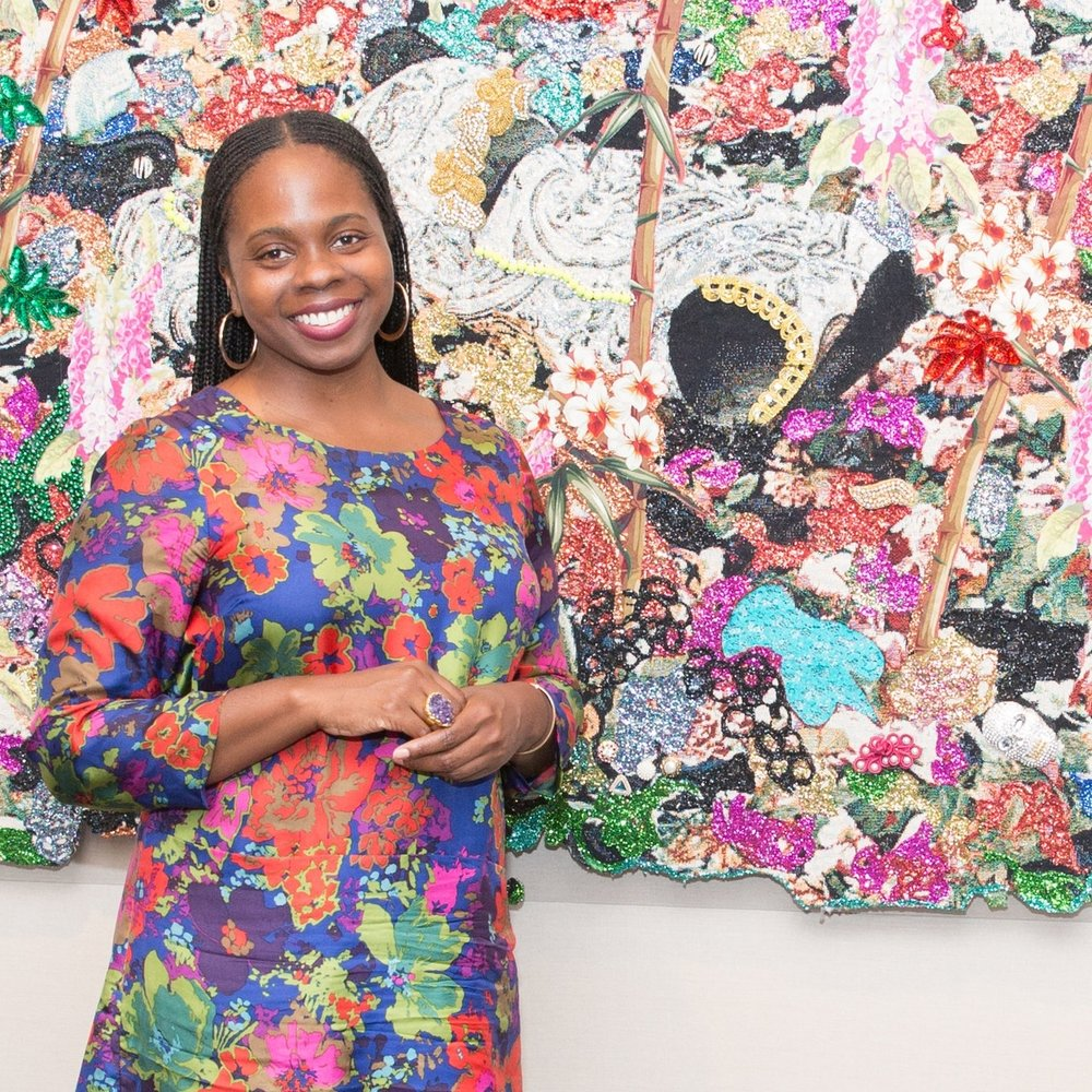 MAKEBA DIXON-HILL - Curator of Education, Spelman Museum of Fine Art