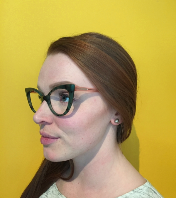 Handcrafted eyeglasses Vancouver MOSH