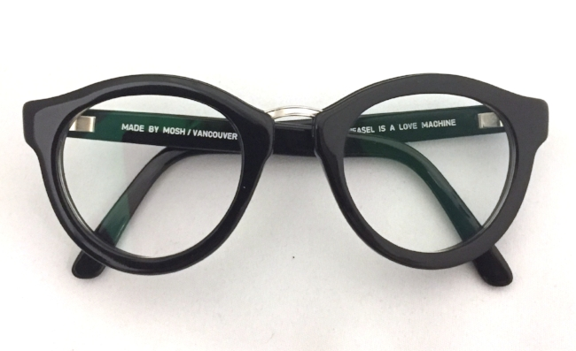 Deadpool 2 Eyeglasses made in Vancouver
