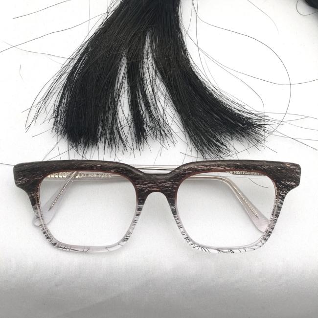 Horse Hair Eyeglasses Custom Eyeglasses Vancouver