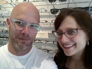 Charles Zuckermann and Sara Moshurchak