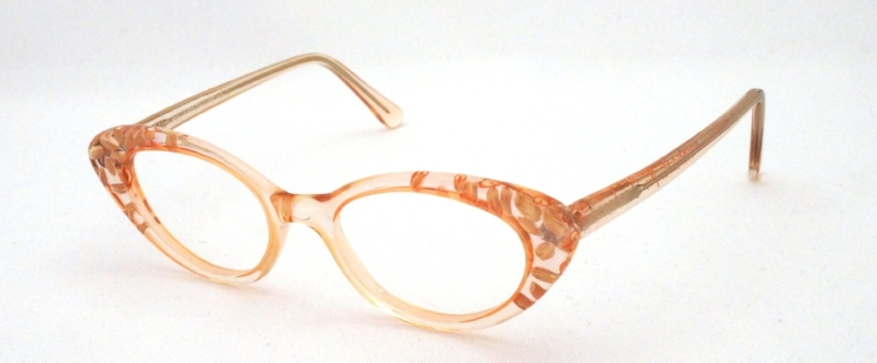 Custom eyewear wheat eyeglasses