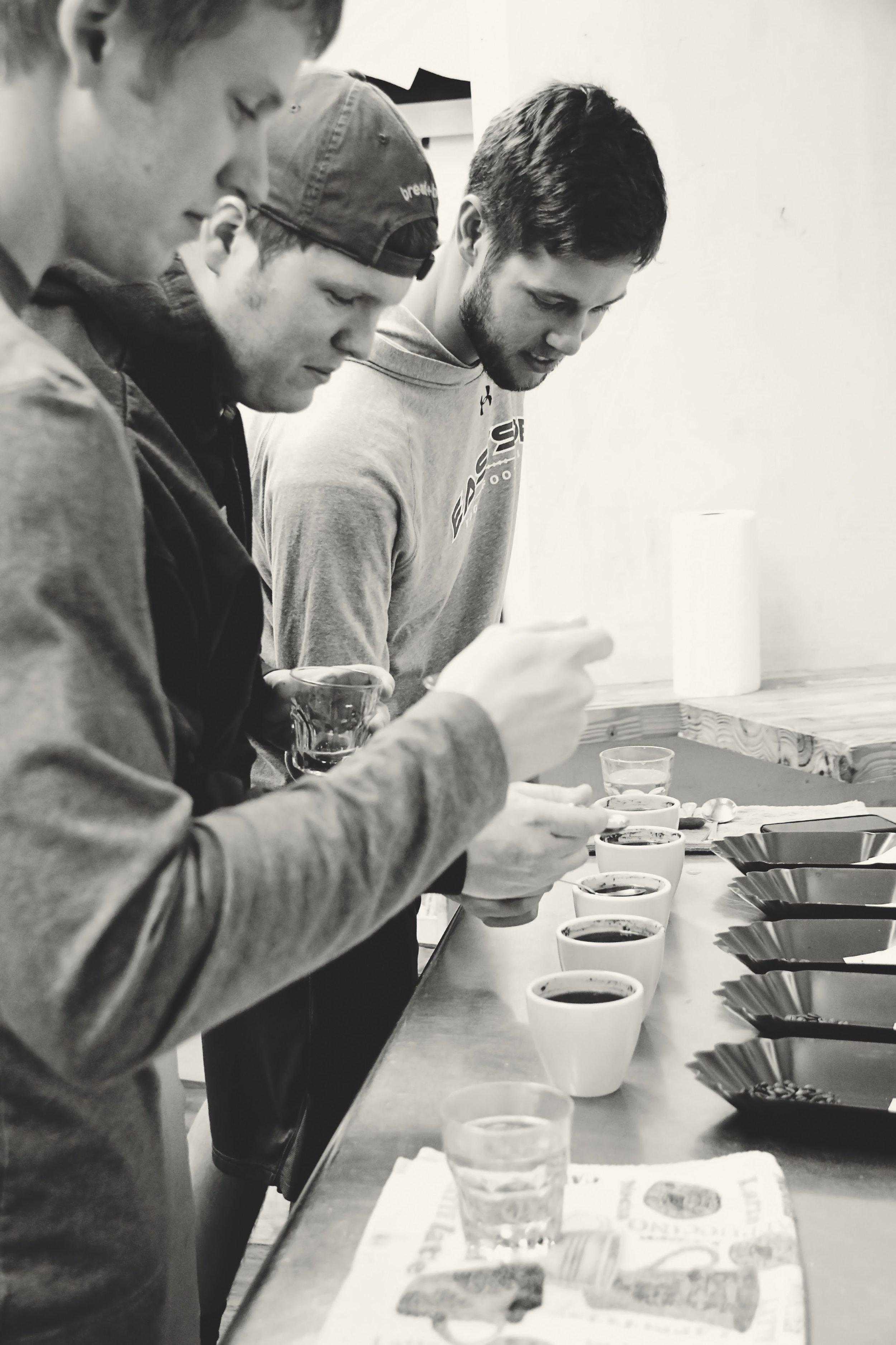 The Herd Coffee Making Class Intro Img 9866