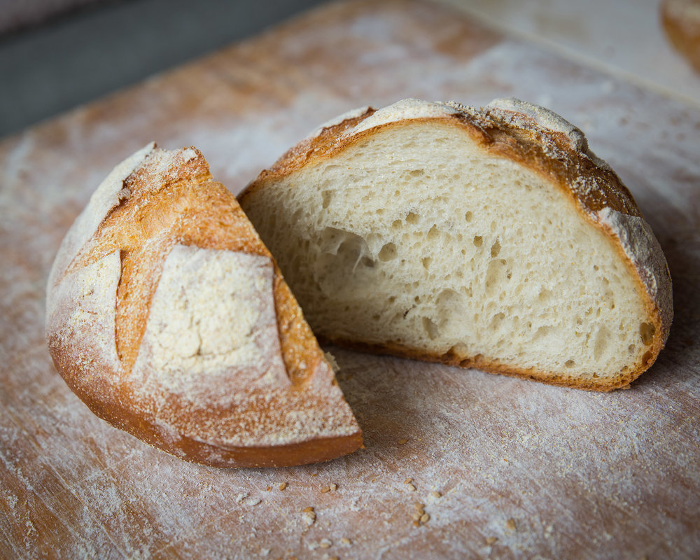 TASTEY AND TANGY, NO OTHER BREAD CAN COMPARE! SIMPLY THE BEST! -