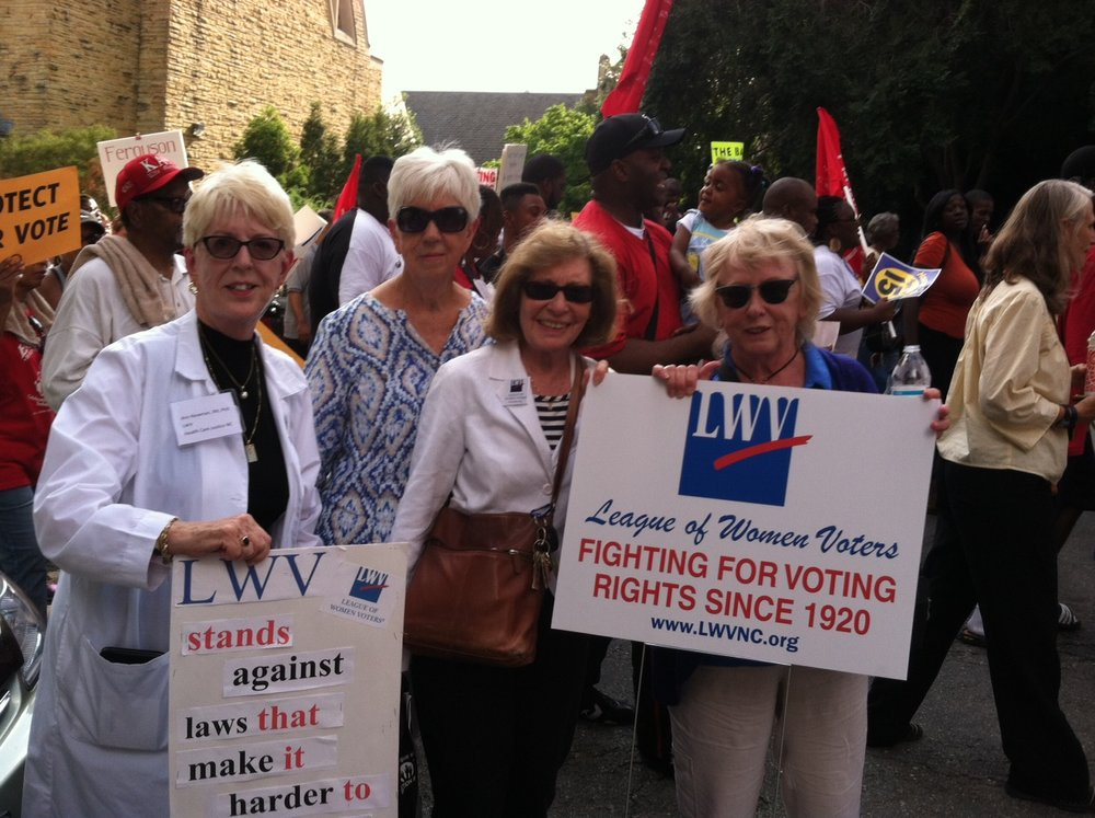 LWVNC July 2015 trial.JPG