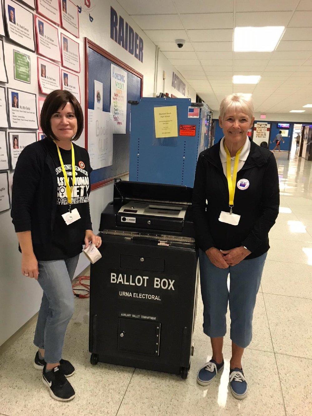 LWVGE Mock Elections 9 18 3.jpg