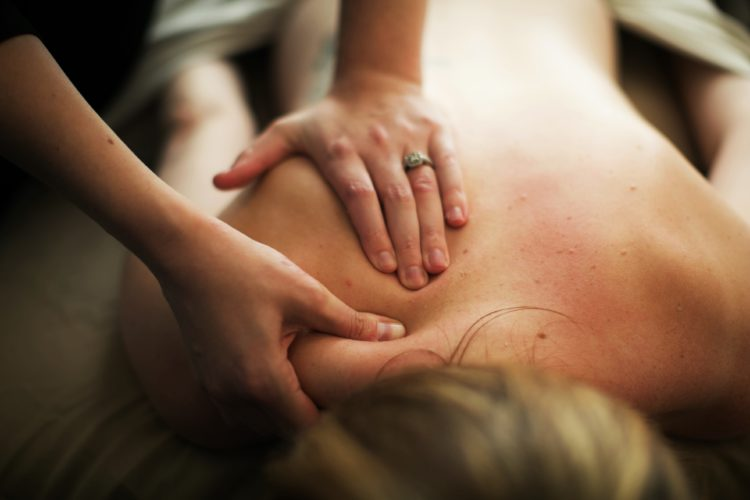 Book or Give a Massage