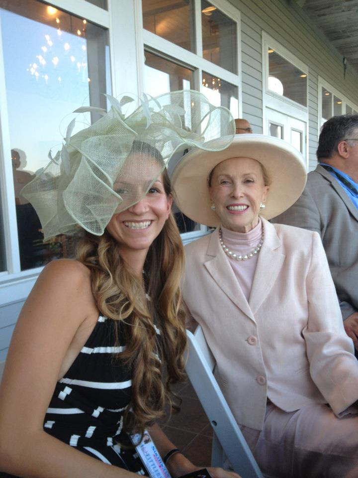 Meeting Marylou Whitney, while I was at work