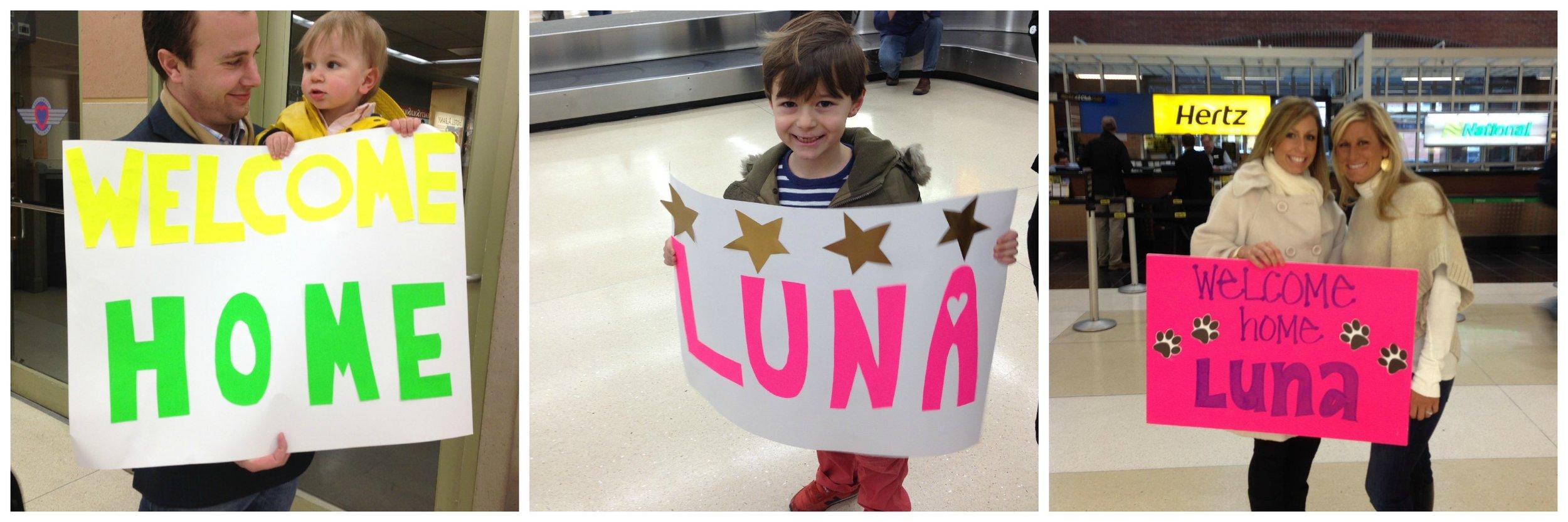 lunaswelcome