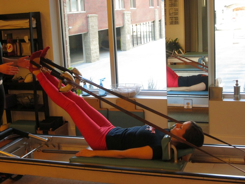 on the Reformer at Reform