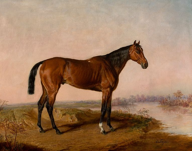 Kentucky, the first Travers winner