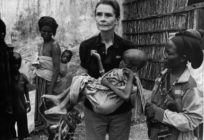 Audrey Hepburn, mother, actress, humanitarian, and all around class act