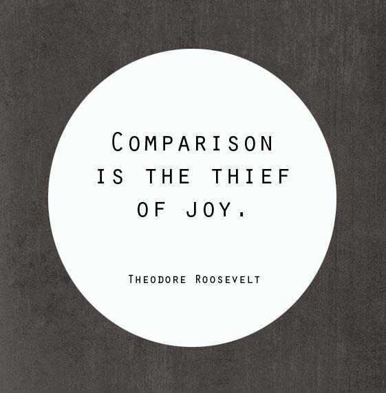 comparison-is-thief