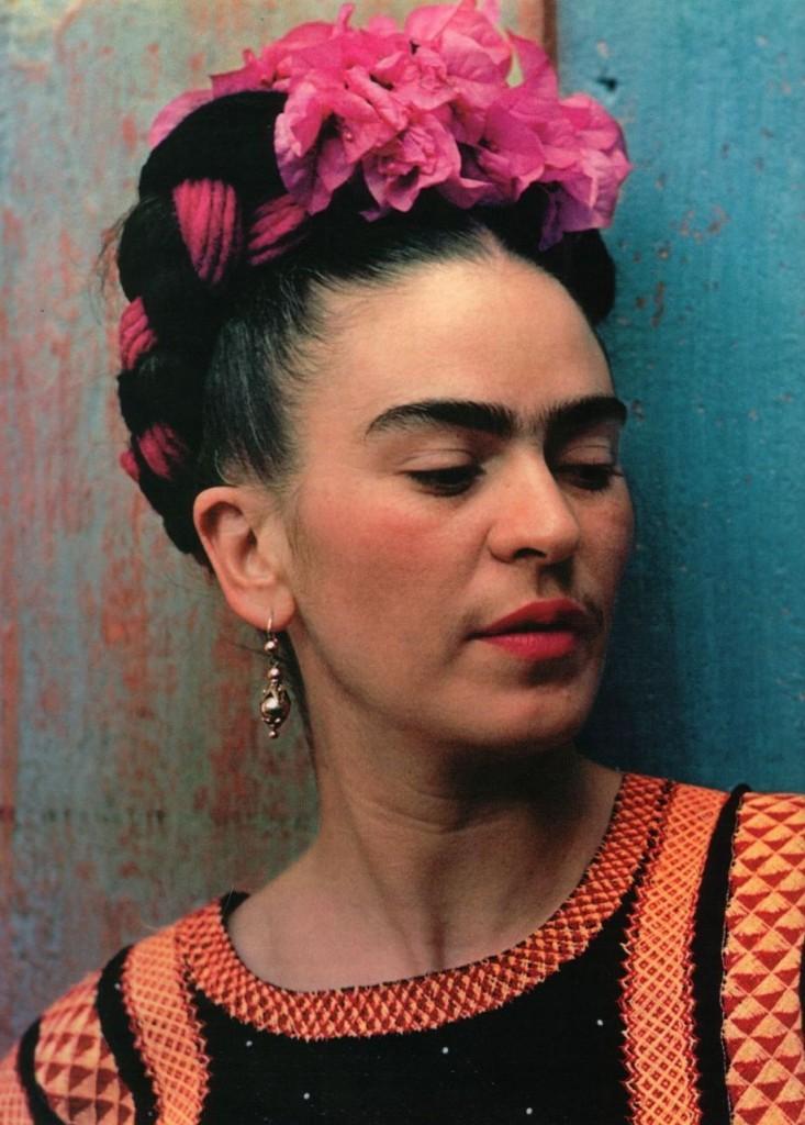 Frida Kahlo, Mexican artist