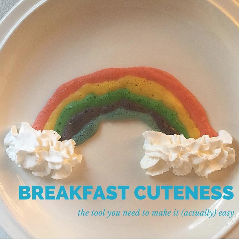 breakfast cuteness