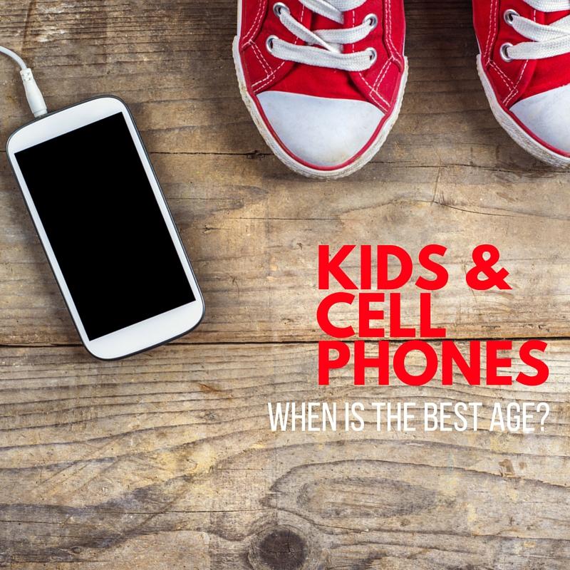 kidsandcellphones