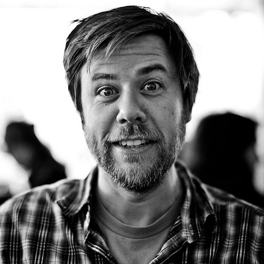 Hug Machine author and illustrator Scott Campbell