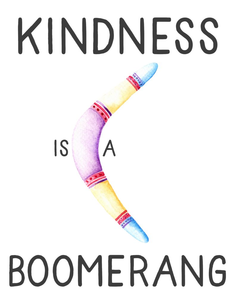 Kindness Print