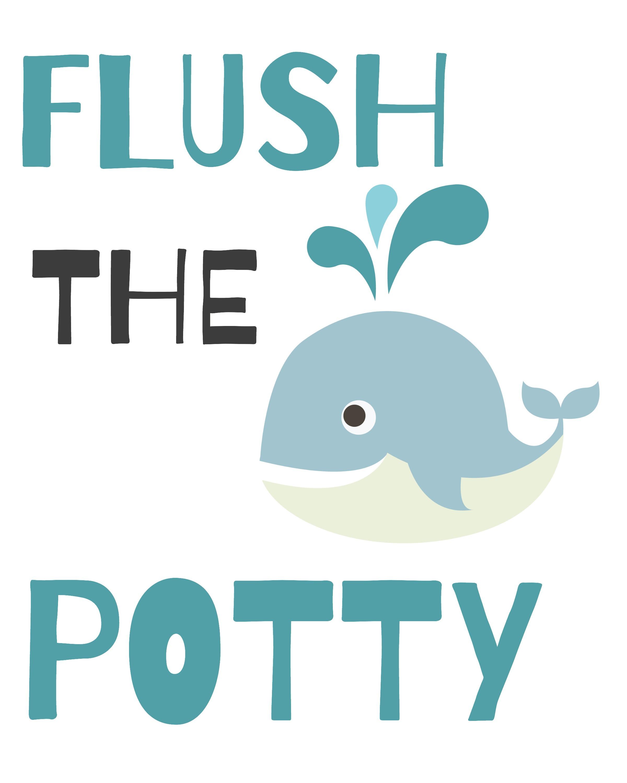 flushthepotty